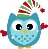 xmas-owl