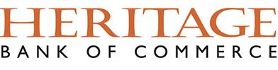 heritage bank of commerce logo